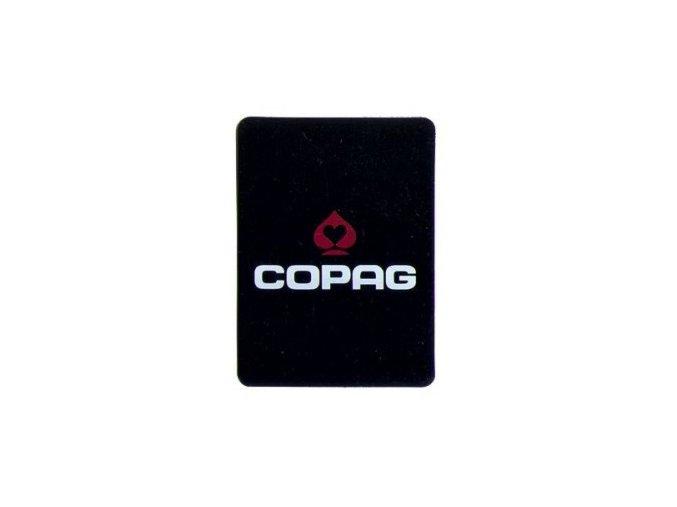 100% plastová krycia karta Copag