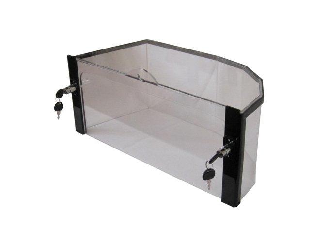 Akrylový box pre ruletové žetóny pravý
