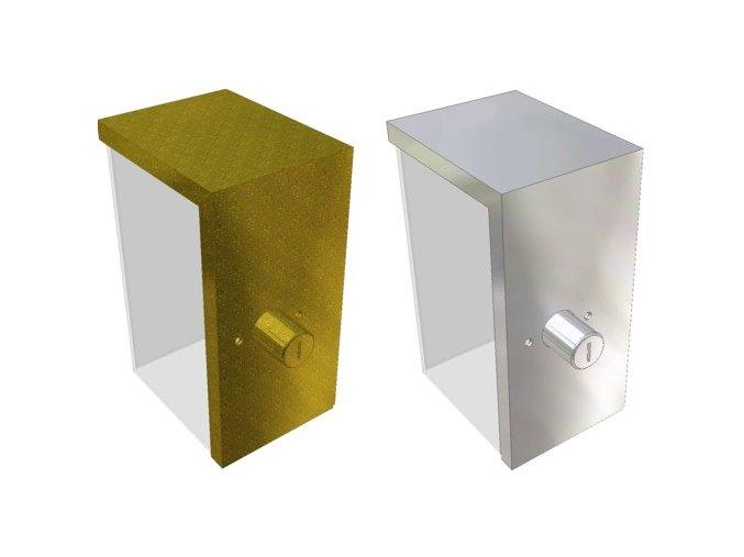 Kryt na discardholder pre 8 balíčkov kariet