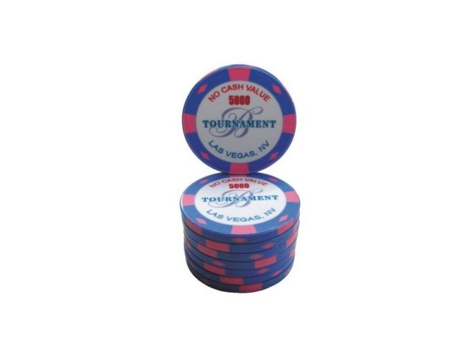 Poker chip keramický s vlastným logom 39 mm