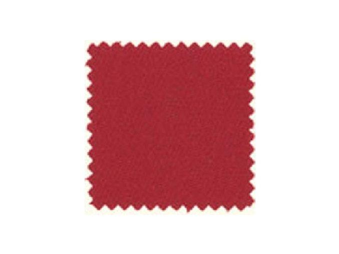 Biliardové plátno EUROSPEED š. 164 cm červené