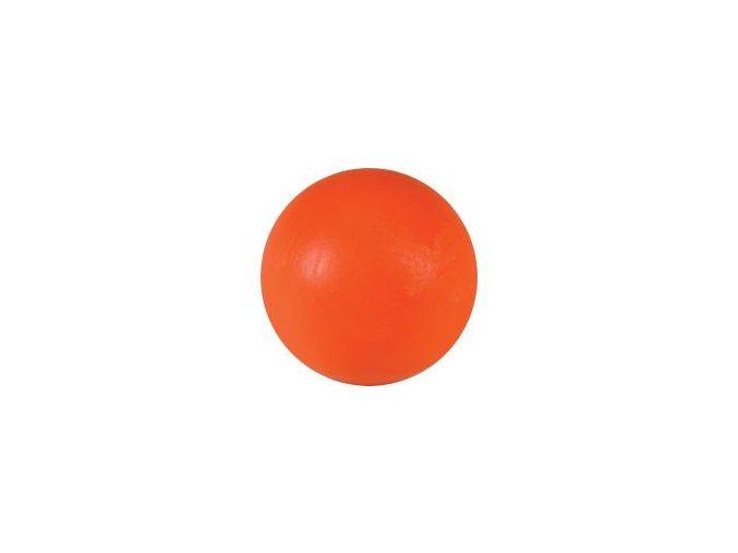 Futbalová loptička oranžová 34 mm