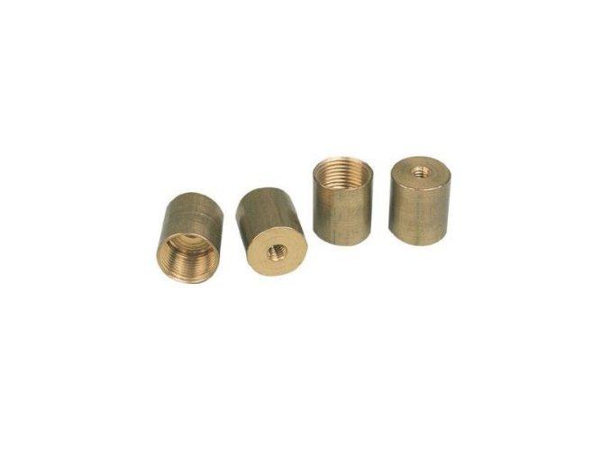 Kostica na tágo kovová pre kovovú závitovú špičku 12 mm