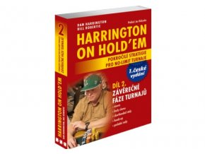 HARRINGTON ON HOLDEM VOL II