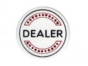 Pokrový dealer chip štandart