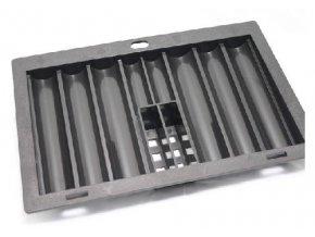 Pokrový chiptray plastový pre 300 žetónov